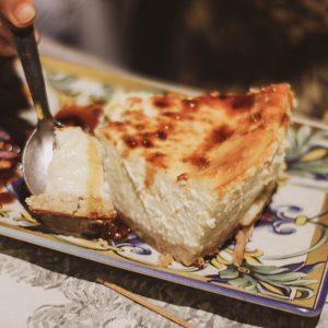 Restaurantes Valladolid postres